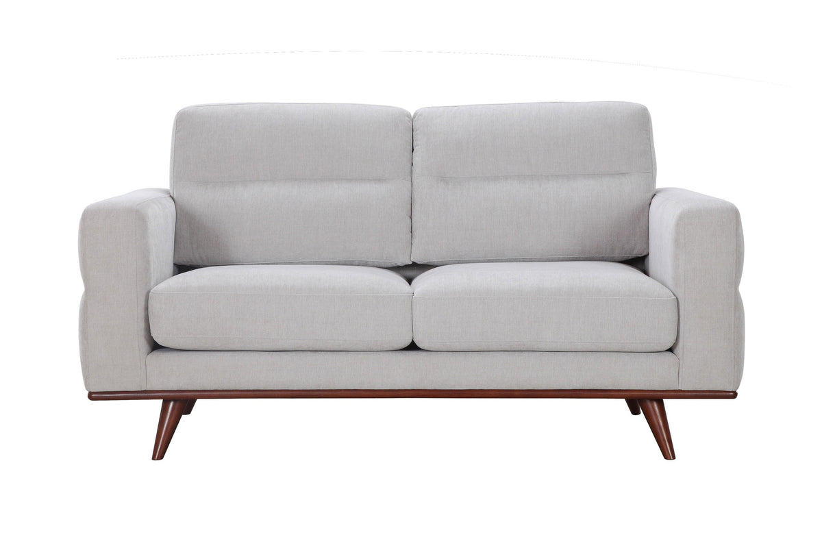 Ventu Loveseat Gray