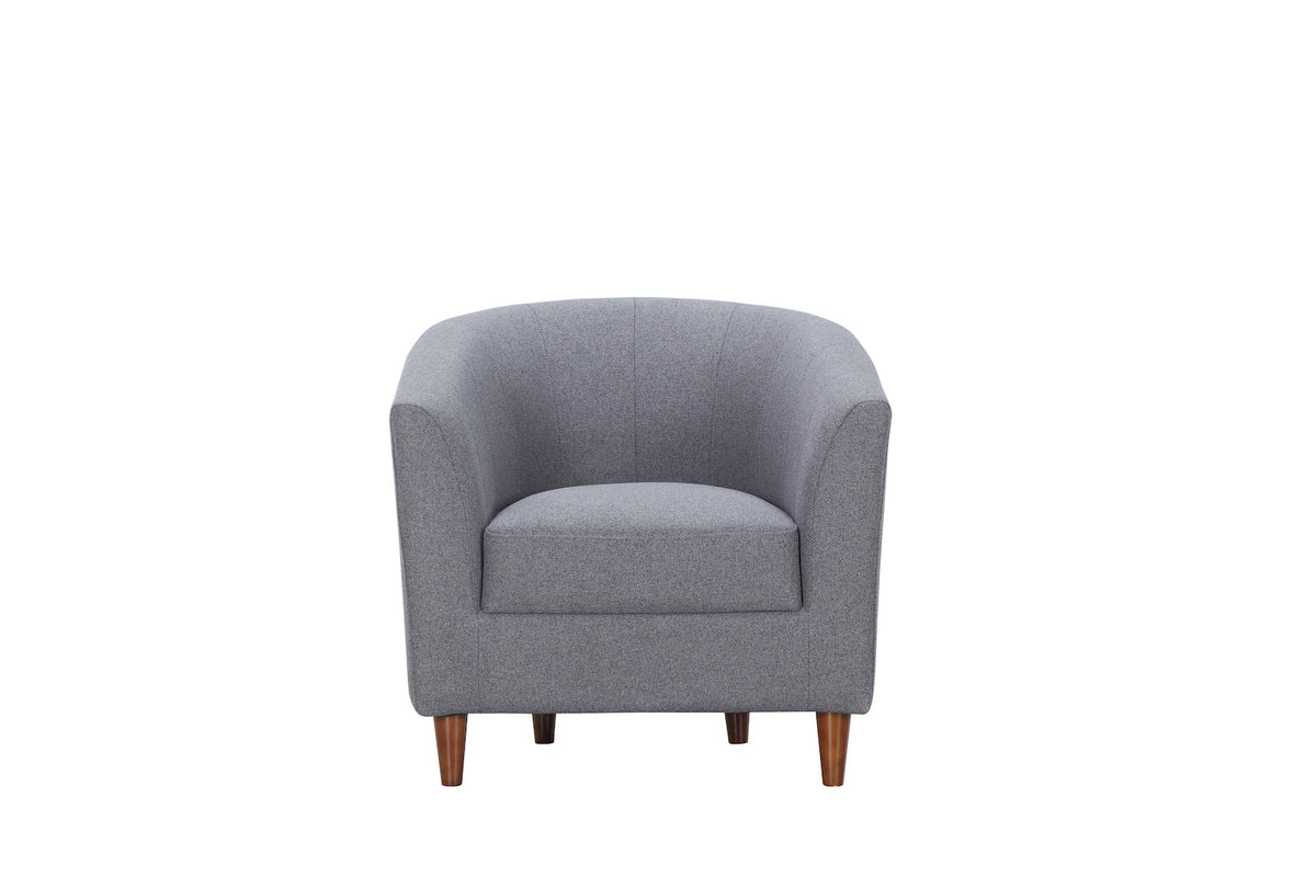 Lento Arm Chair Gray