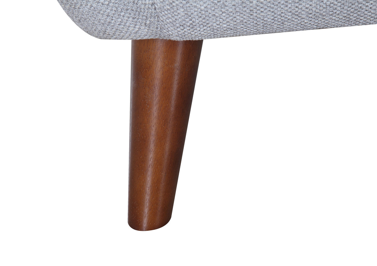 Nord Arm Chair Light Gray
