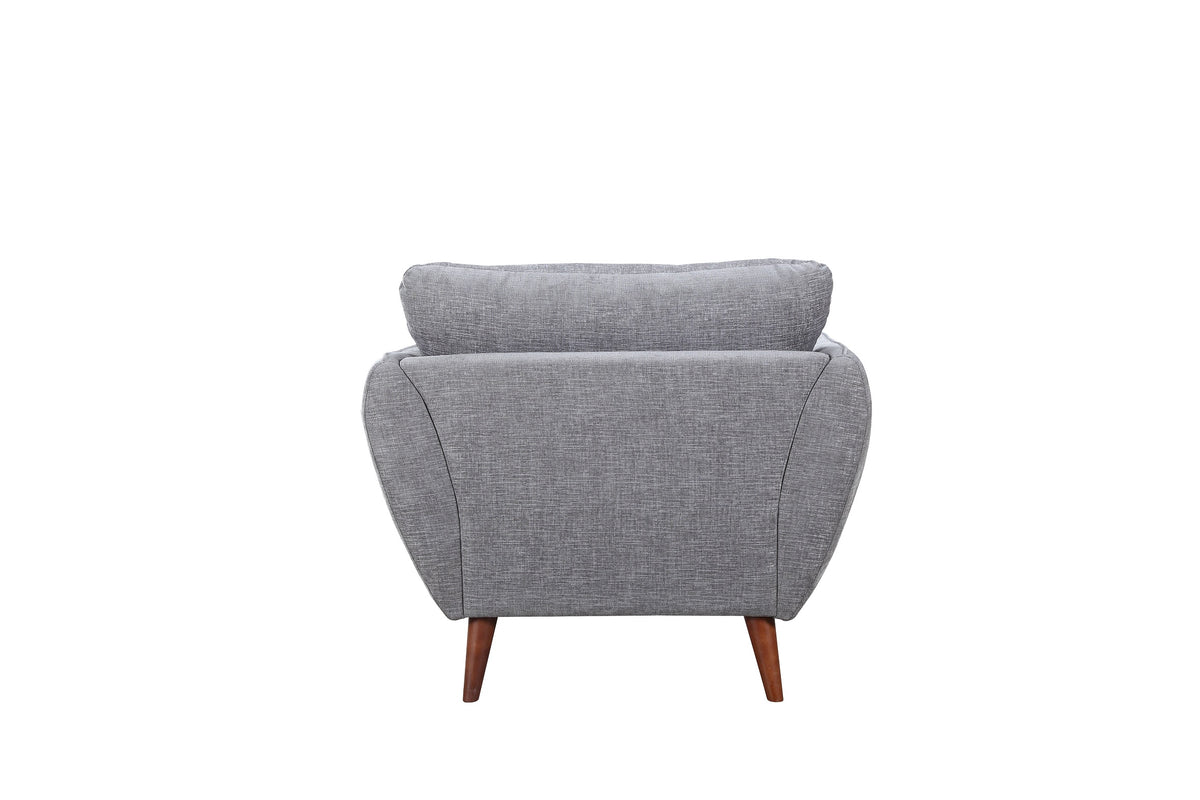 Forma Arm Chair Gray
