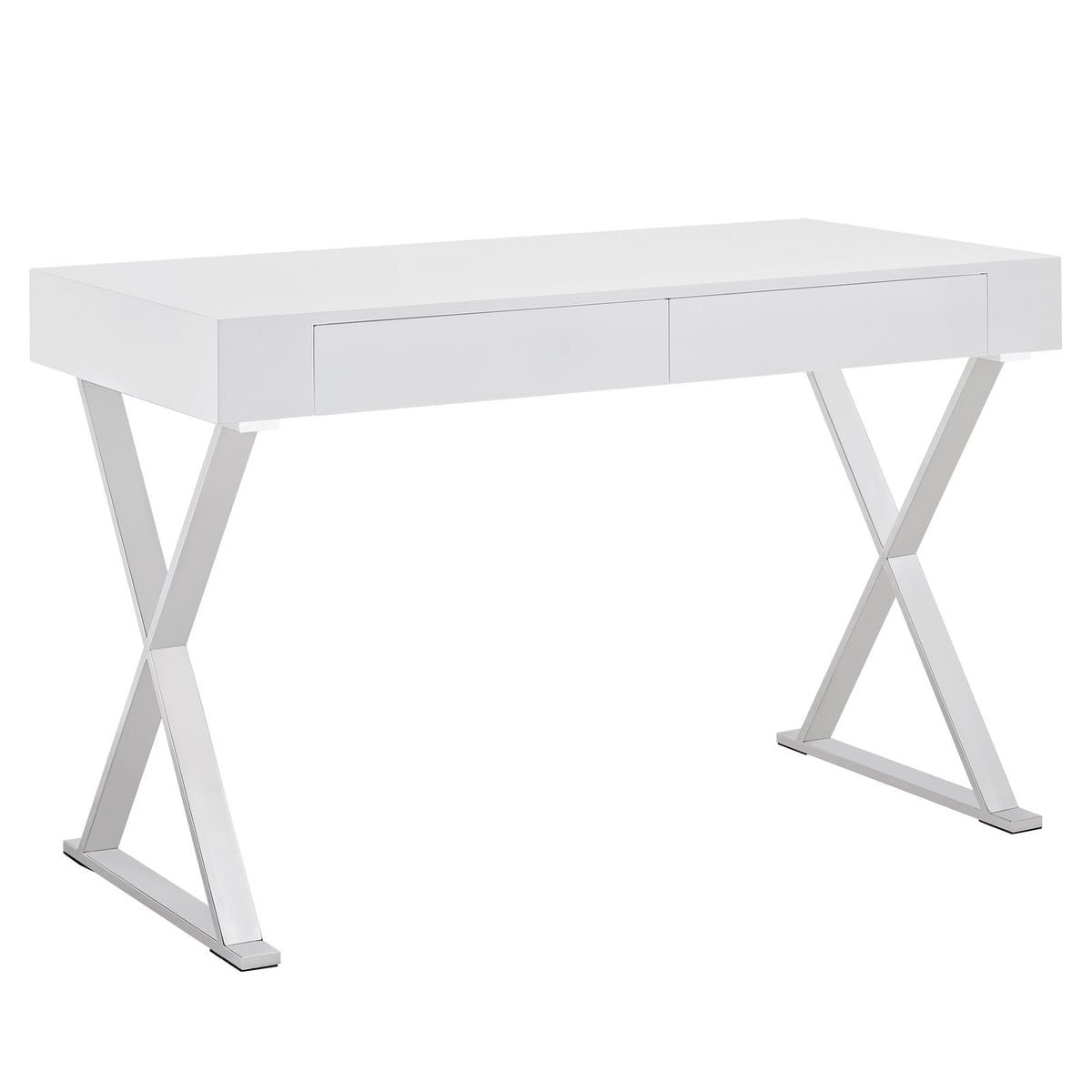 Pedregal Desk White