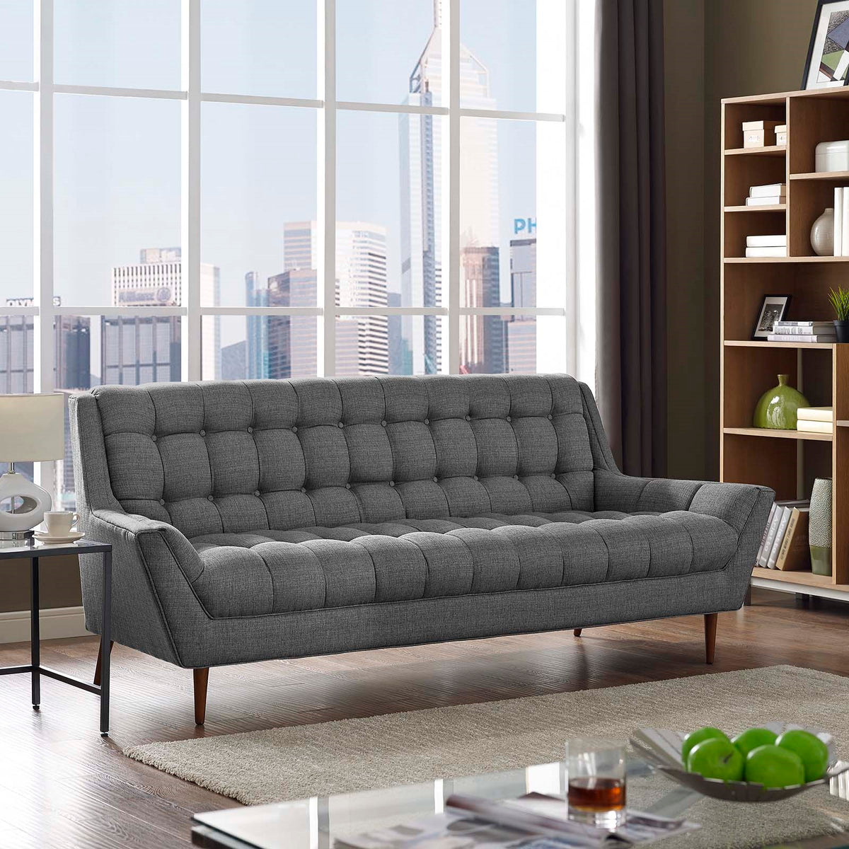 Padma Sofa Gray