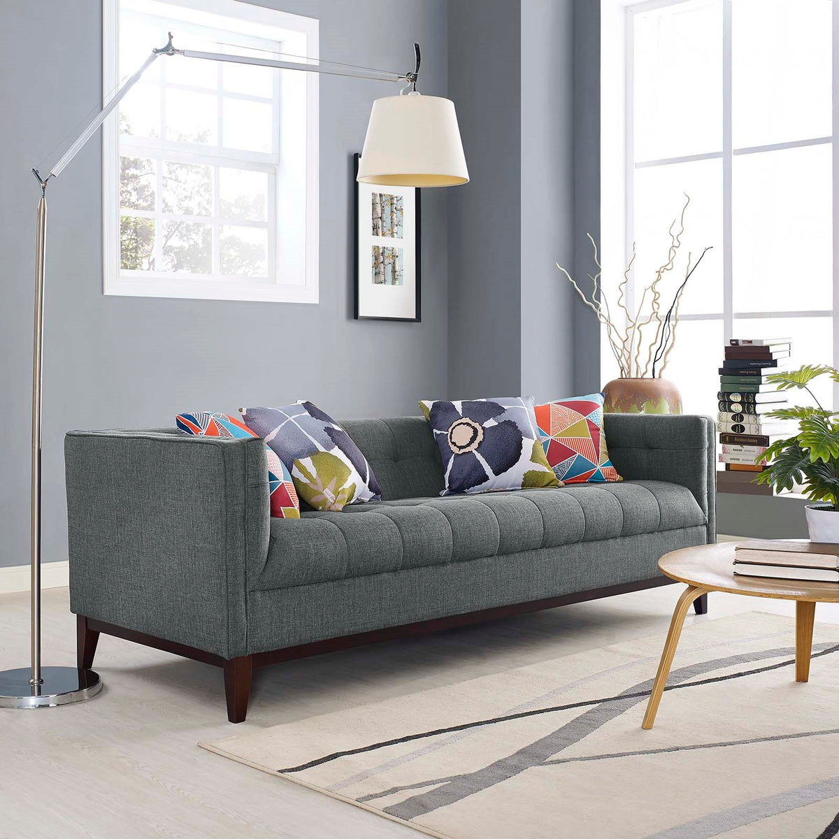Swell Sofa Gray
