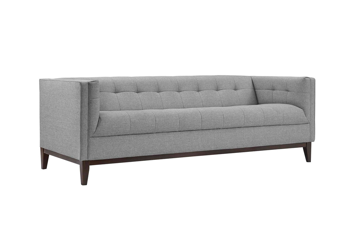 Swell Sofa Light Gray