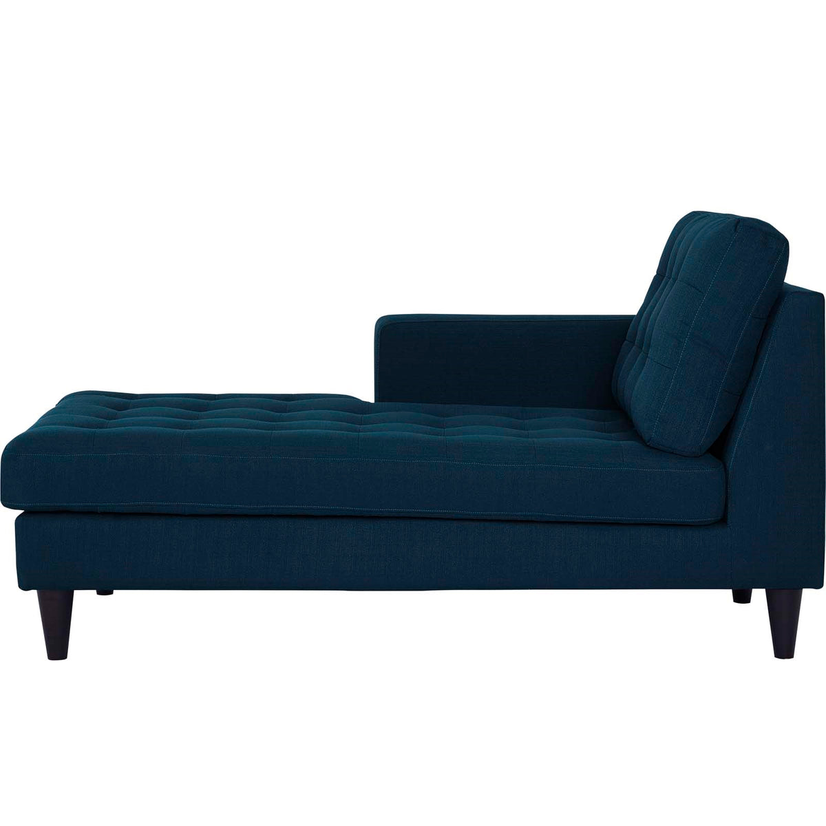 Maki Chaise Left-Arm Blue