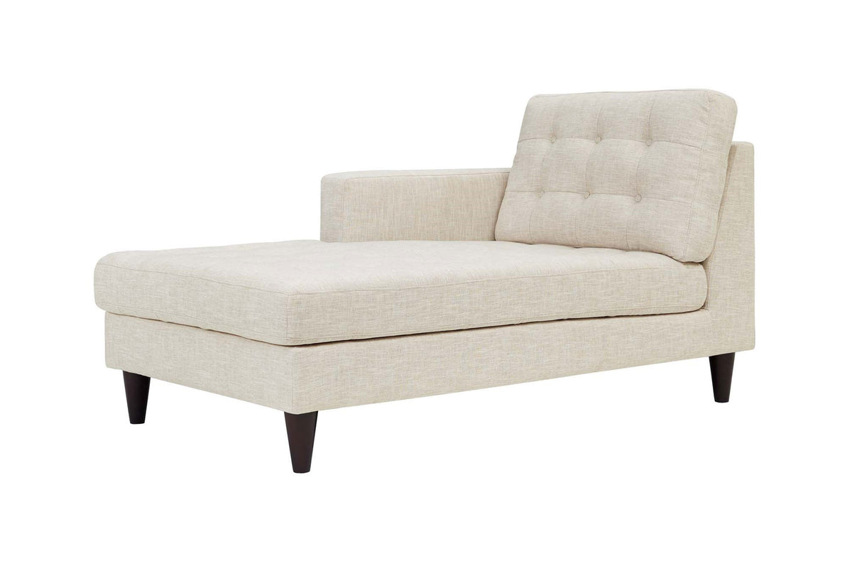 Maki Chaise Left-Arm Beige