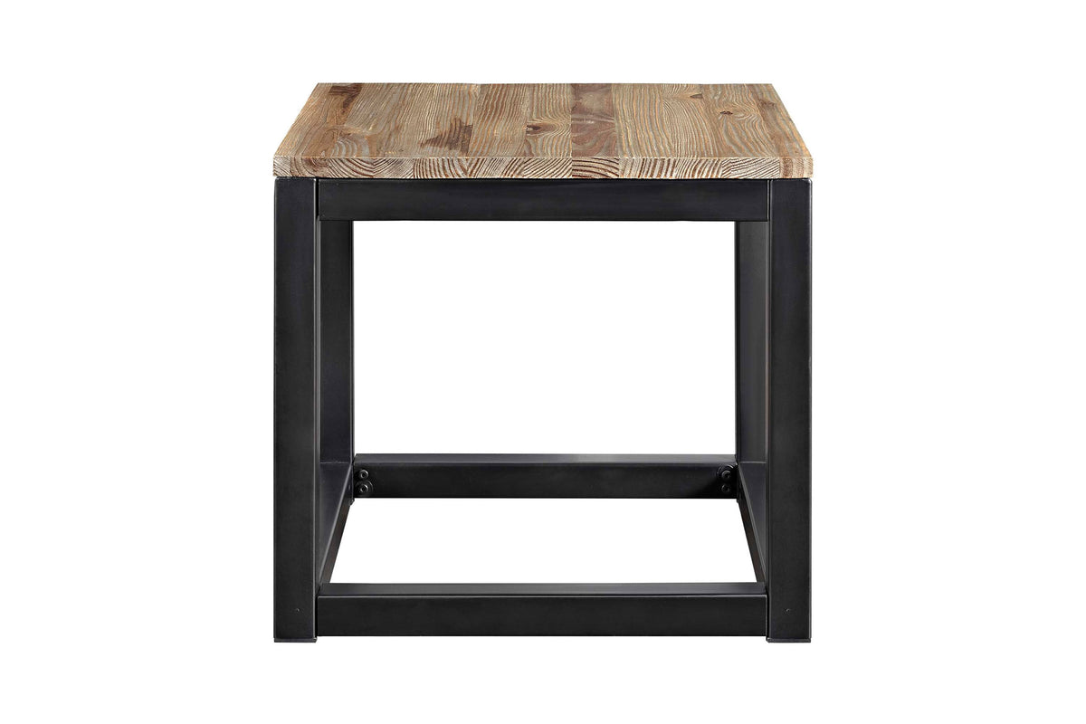 Aslo Side Table Brown