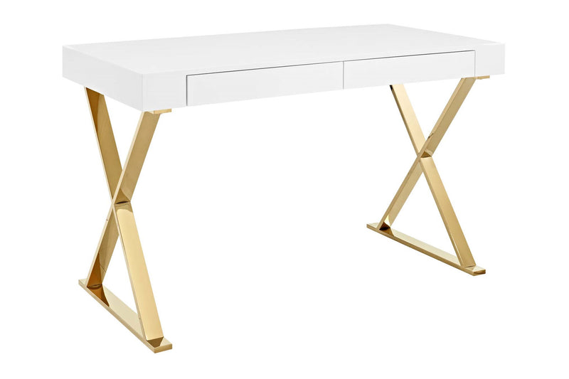 Pedregal Desk Gold