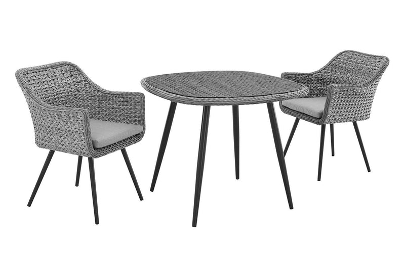 Quetzi Outdoor Set Gray