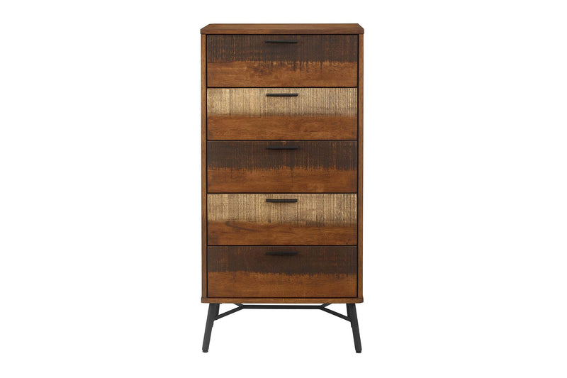 Sendero Wood Chest Walnut