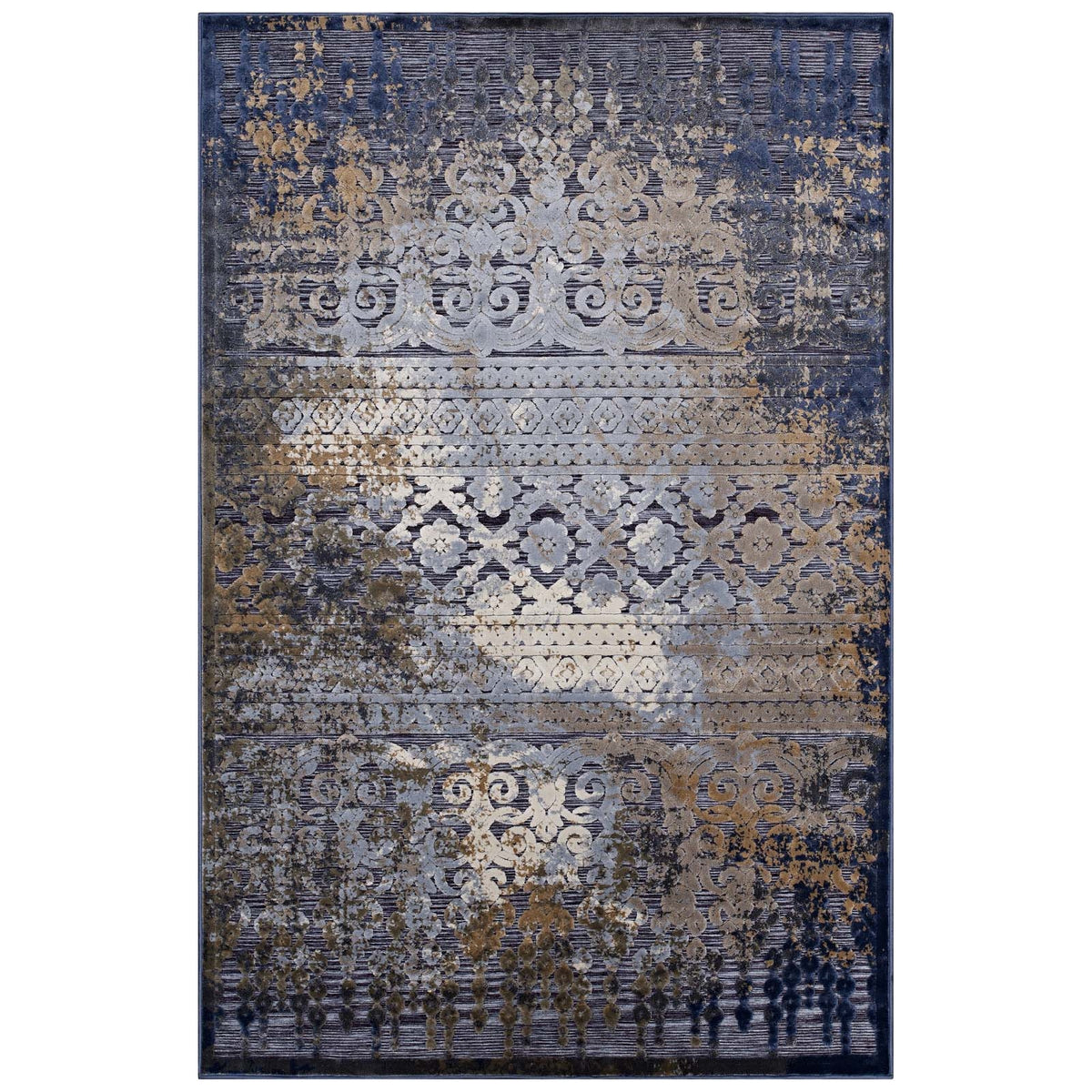 Camila Vintage Turkish 8x10 Area Rug