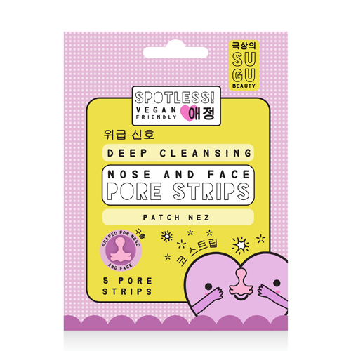 SUGU Spotless Pore Strips