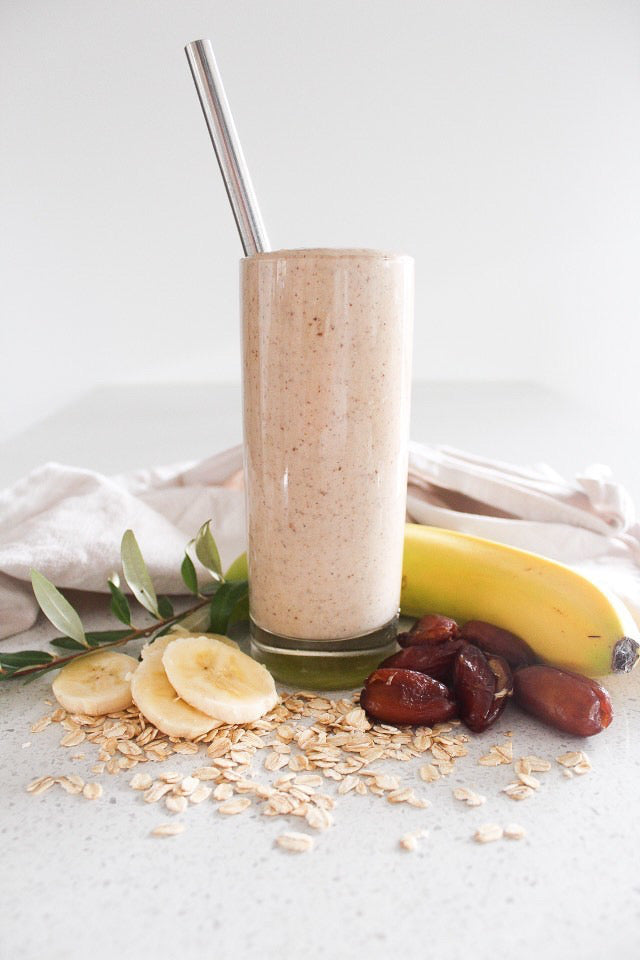 Banana and Vanilla Smoothie Powder - Pouch