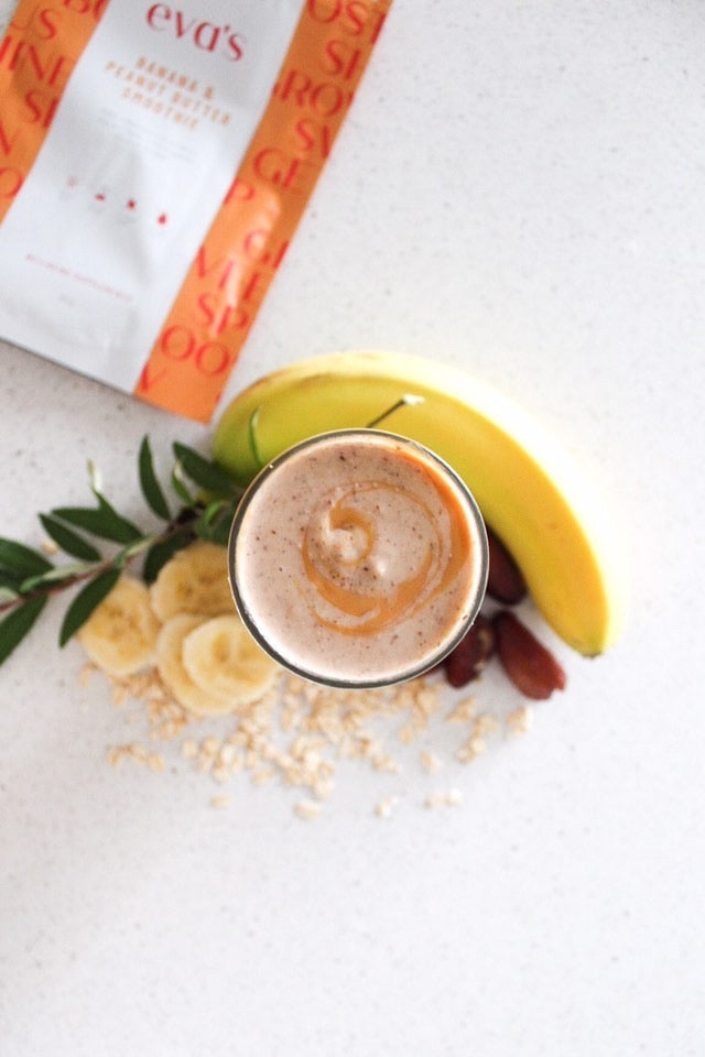 Banana and Peanut Butter Smoothie Powder - Pouch