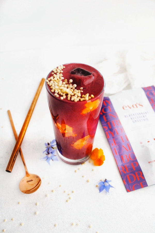 Blackcurrant Recovery Smoothie Powder - Pouch