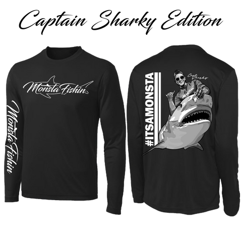 Sharky Edition Performance Shirt