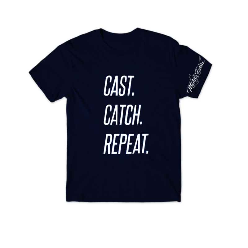 Cast Catch Repeat (Youth)