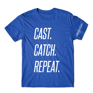 Cast Catch Repeat