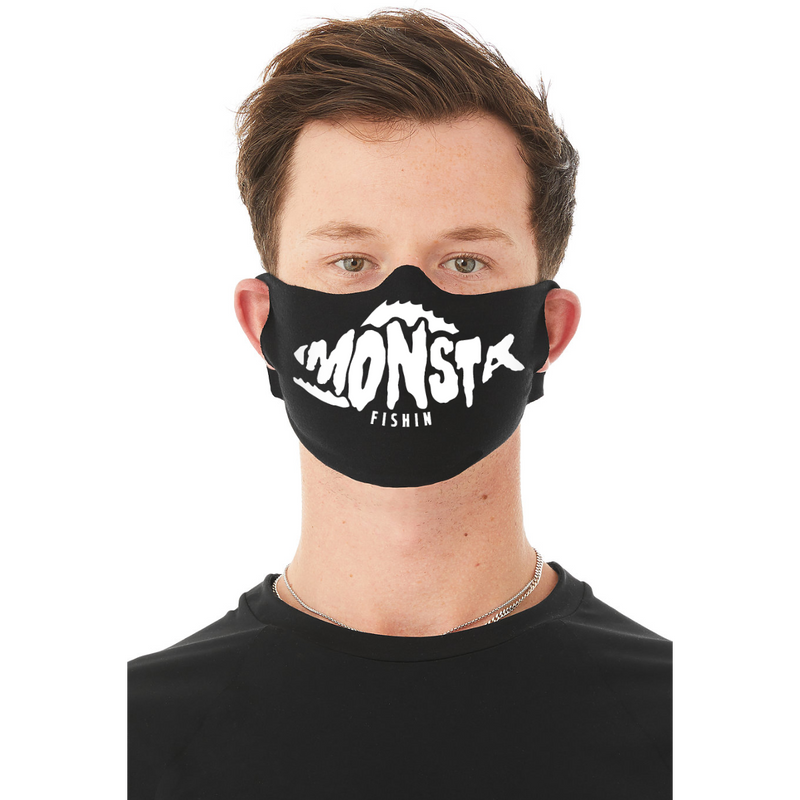 Cotton Daily Monsta Face Mask (1-100 PACK)