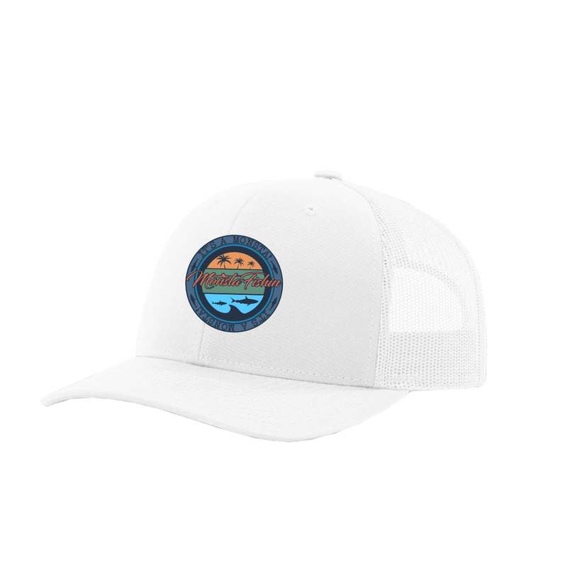Island Time Monsta Hat