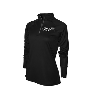 Ladies Traditional 1/4 Zip