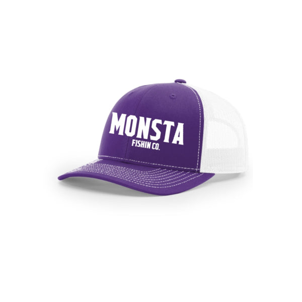 Monsta Fishin Co Hats