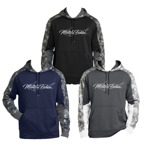 Monsta Palegic Performance Hoodie