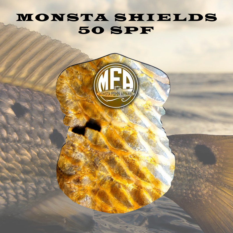 MonstaShield Redfish SPF 50