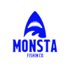 MonstaFishin Co. Decal