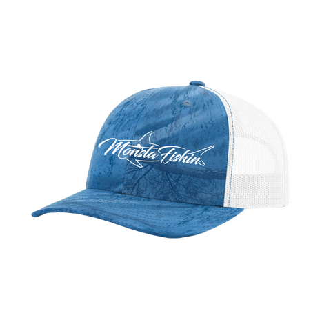 Deep Blue Pro Monsta Hat