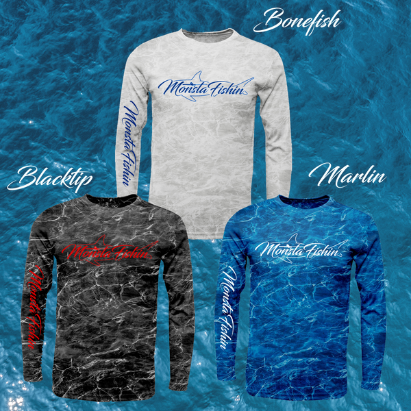 OCEAN PERFORMANCE COLLECTION *NEW*