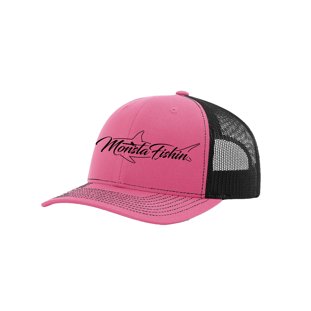 Monsta Hat Poppin' Pink