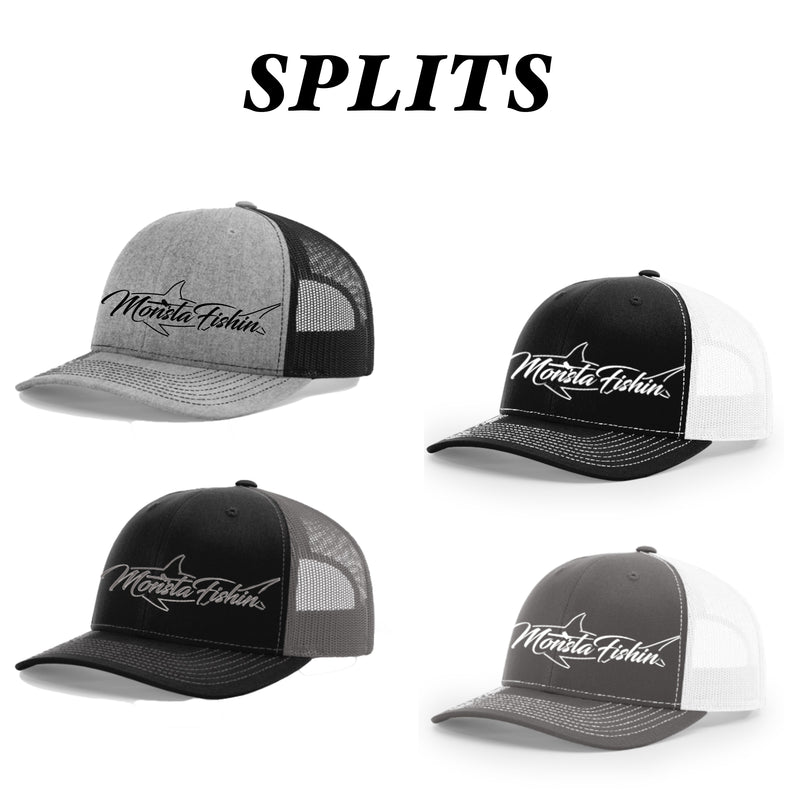 Split Monsta Hats