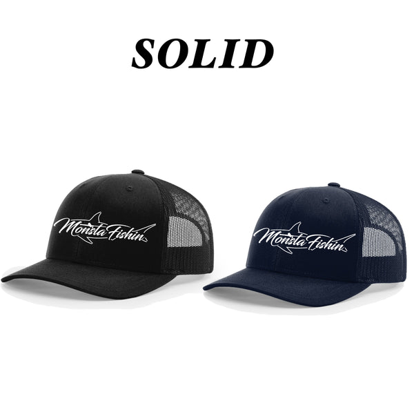 Solid Monsta hats