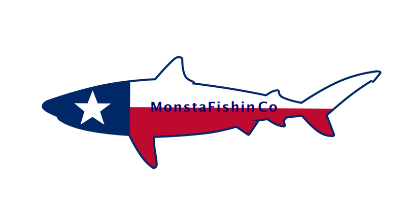 TX Shark Decal (14