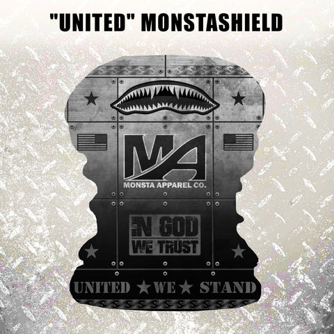 """United We Stand"" MonstaShield"