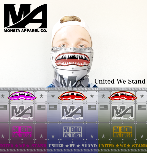 "MonstaShield ""United We Stand"" Edition"