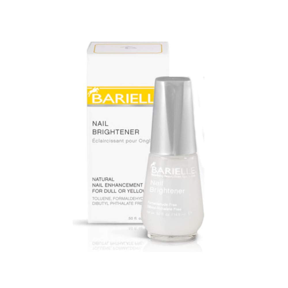 Barielle Nail Brightener For Dull Or Yellow Nails .5 oz. - Barielle - America's Original Nail Treatment Brand