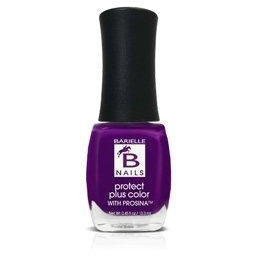 Secret Desire (A Bright Creamy Iridescent Purple) - Protect+ Nail Color w/ Prosina - Barielle - America's Original Nail Treatment Brand