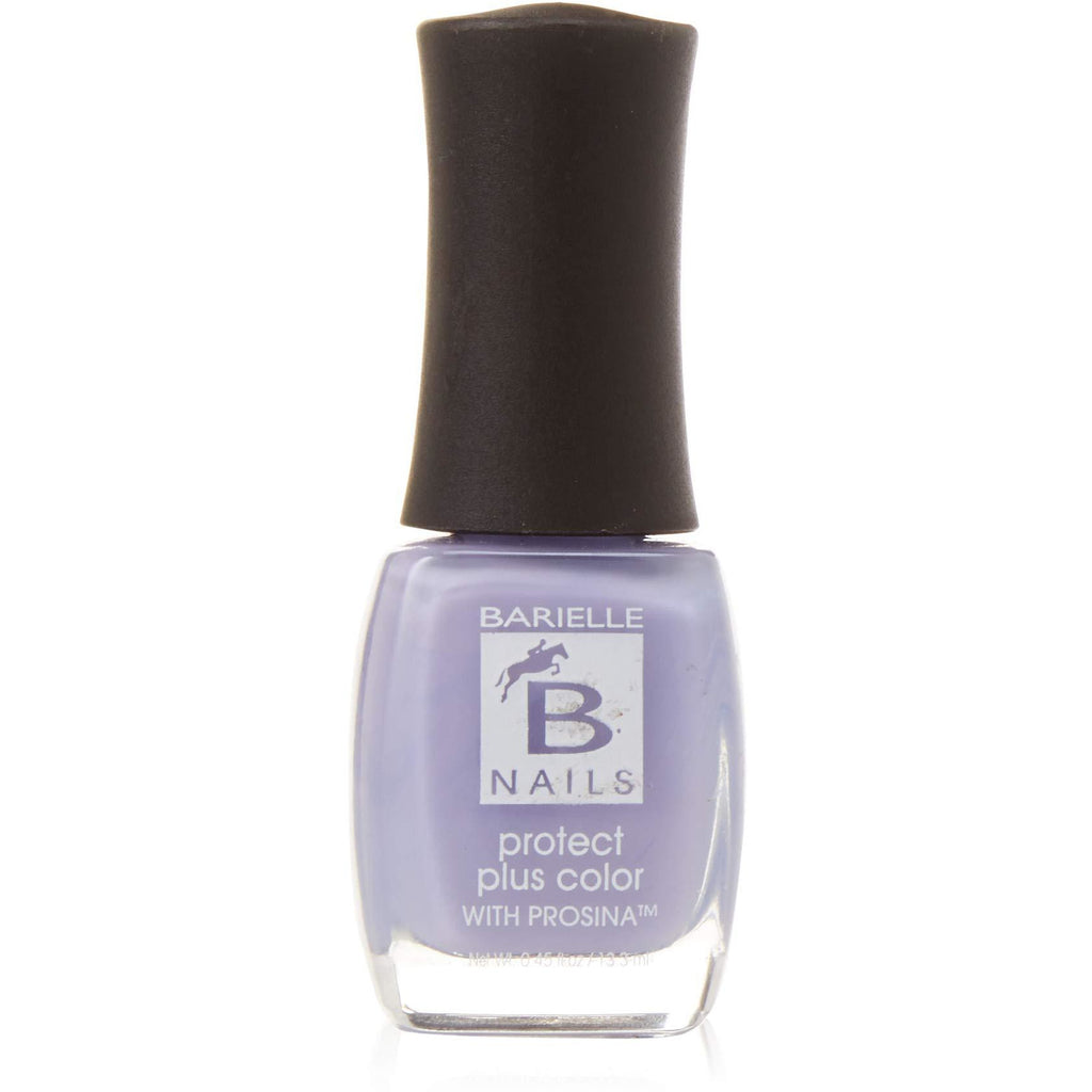 Rain in Spain (A Creamy Light Periwinkle) - Protect+ Nail Color w/ Prosina - Barielle - America's Original Nail Treatment Brand