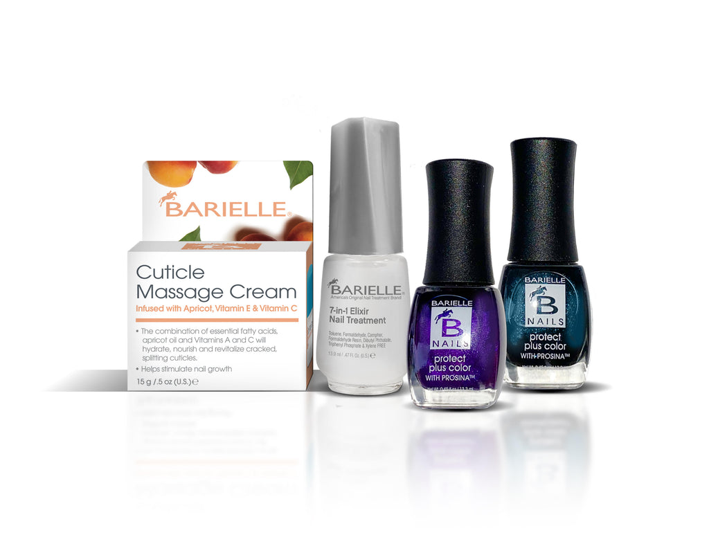 Barielle Trick or Treat Yourself 4-PC Set - Barielle - America's Original Nail Treatment Brand