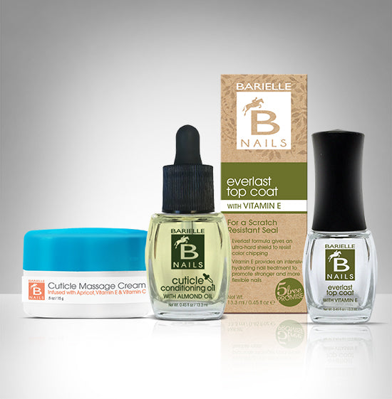 Barielle Cuticle Restore Bundle 3-PC Set - Barielle - America's Original Nail Treatment Brand