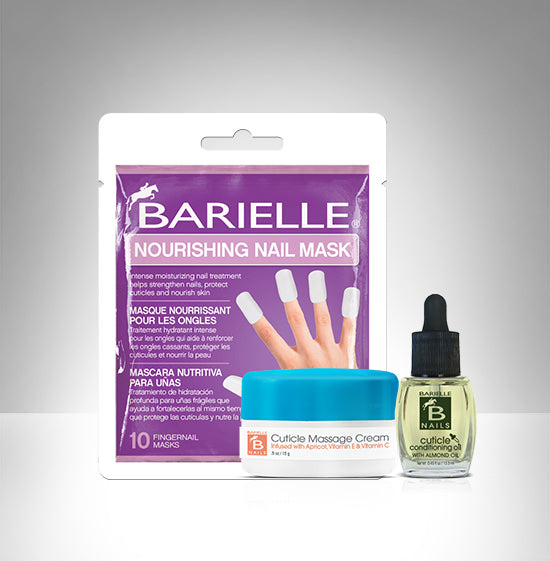 Barielle Spring Nails Bundle 3-PC Set - Barielle - America's Original Nail Treatment Brand