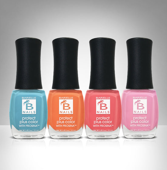 Barielle National Margarita Day 4-PC Nail Polish Set - Barielle - America's Original Nail Treatment Brand