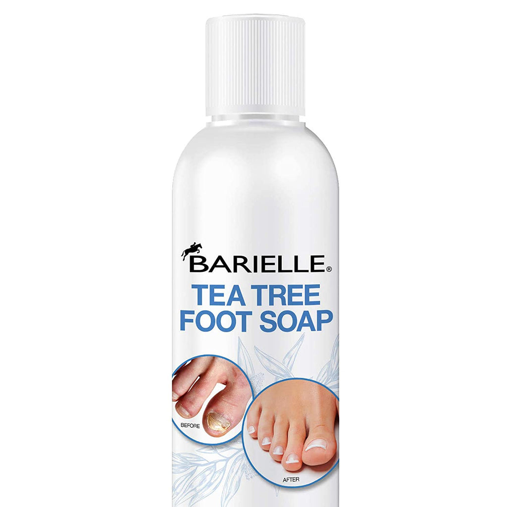 Barielle Soap Tea Tree Foot Wash - Foot Soap 6 oz. - Barielle - America's Original Nail Treatment Brand