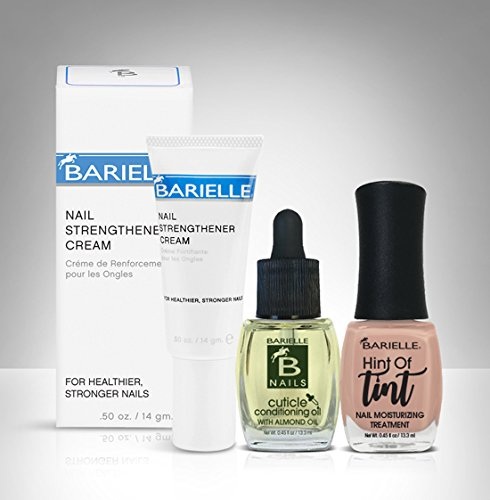 Barielle Hint of Tan Bundle 3-PC SET - Barielle - America's Original Nail Treatment Brand