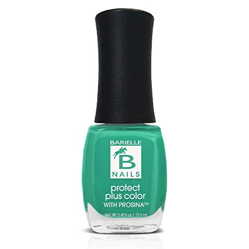 Head of the Class Green (A Neon Green) - Protect+ Nail Color w/ Prosina - Barielle - America's Original Nail Treatment Brand