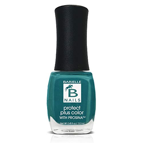 Protect+ Nail Color w/ Prosina - Under The Sea (A Scuba Blue) - Barielle - America's Original Nail Treatment Brand