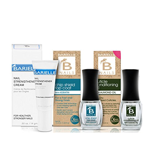 Barielle Protect and Strengthen 3-PC Set - Barielle - America's Original Nail Treatment Brand