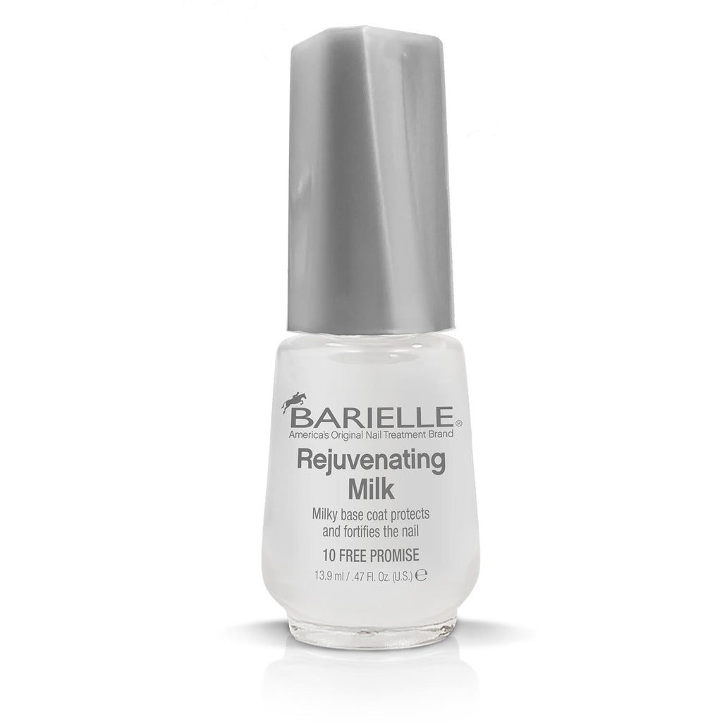 Barielle Rejuvenating Milk Fortifying Nail Base Coat .47 oz. - Barielle - America's Original Nail Treatment Brand